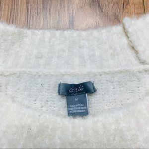 aerie Sweaters - Aerie Pom Pom Cozy Soft Sweater